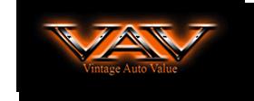 Vintage Auto Value - Évaluation de voiture ancienne